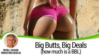 Dr. J Off Air - Ep.13 - Big Butts, Big Deals (how much is a BBL)
