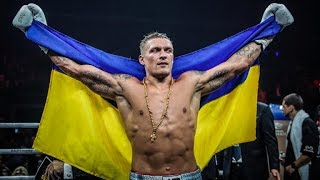 WHY Oleksandr Usyk May Very Soon Have Legit Claim As P4P King Over Lomachenko & Crawforrd