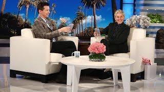 Sean Hayes Reveals His Health Scare to Ellen