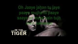 Saiyaara Ek Tha Tiger Full Song - ( Lyrics ) HD