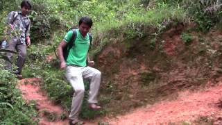 Hiking from Godamchaur to Godavari Resort via Murali Mountain