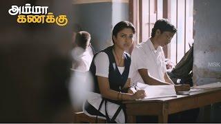 Amala Paul's Interesting First day in School - Amma kanakku Scene - Revathi, Samuthirakani