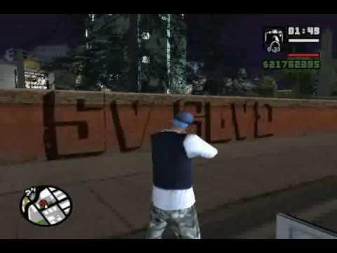 GTA San Andreas Misterios