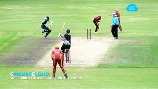 3 Players INJURED in 1 BALL !!