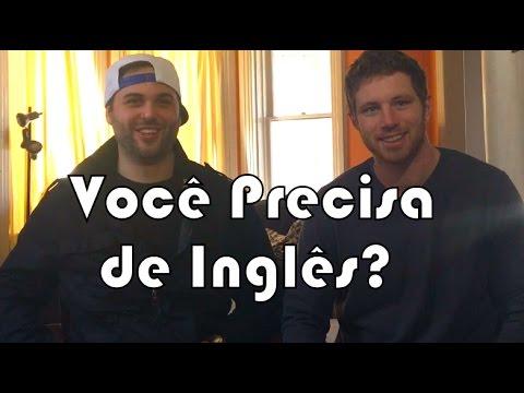 Você Precisa Falar Inglês para Viver
