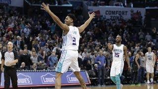 Jeremy Lamb Game Winner vs Pistons! Jordan Funny! 2018-19 NBA Season