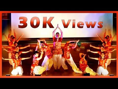 Baahubali Dance Performance || IISER Kolkata || Vismay Pixelloid || Teachers' Day 2015 || 1080p HD