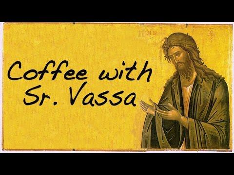 Coffee with Sr. Vassa Ep.37 (John the Baptist)