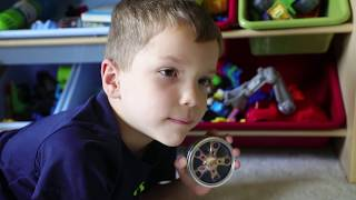 Nerf War: The Rare Golden Fidget Spinner