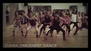 Toma Toma Reggaeton. New Zumba Fitness Choreo Ömür Abay . Mega Francesita