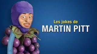 Les jokes de Martin Pitt - Têtes à claques