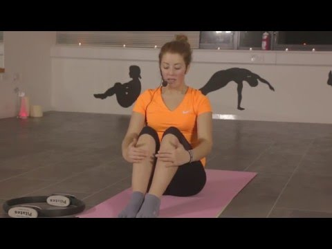 Simple Pilates exercises to help ease anxiety with Orla Connolly