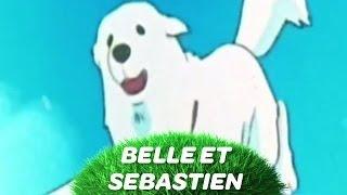 BELLE ET SEBASTIEN - Le générique du dessin animé