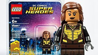 LEGO DC Legends of Tomorrow exclusive revealed!