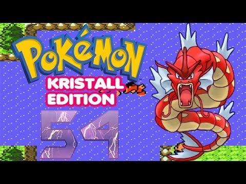 Let's Play Pokémon Kristall Edition - Part 54: Zornige Garados am See des Zorns