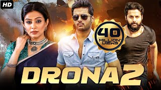 Drona 2 (2016) South Dubbed Hindi Full Movie | Nitin, Priyamani, Rakhi Sawant