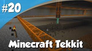 Minecraft Tekkit #20 - DE QUARRY DOET HET!