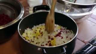 "Persian Women Can Cook!  K-von learns how too (excerpt from ""NOWRUZ: Lost & Found"")"
