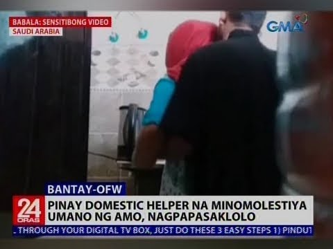 Xxx Mp4 Pinay Domestic Helper Na Minomolestiya Umano Ng Amo Nagpapasaklolo 3gp Sex