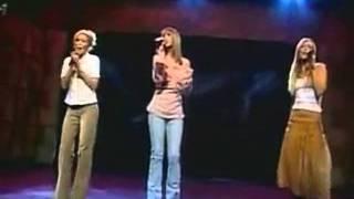 Atomic Kitten - Whole Again (Comedy 2001)
