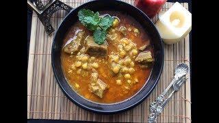বুটের ডাল দিয়ে গরুর মাংস ।। Bangladeshi Buter Dal Gorur Mangsho Recipe ।। Beef Recipe