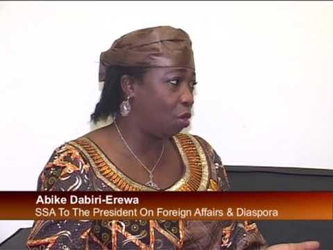 Abike Dabiri SSA To The President Speaks On Xenophobia
