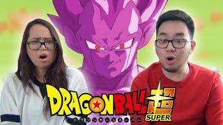 DRAGON BALL SUPER English Dub Episode 44 REACTION & REVIEW