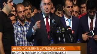 Ahıska Türklerinin T. C. Vatandaşlık Sevinci - TRT Avaz Haber