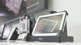 Panasonic at #GITEX2018 - TOUGHBOOK & TOUGHPAD