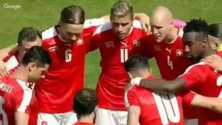 Switzerland vs Belgium - Friendly 28 05 2016