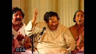 Sansoon Ki Mala Pe SimronPee Ka Naam - Ustad Nusrat Fateh Ali Khan - OSA Official HD Video