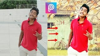 How To Dslr Photo Edit On Picsart For Android Bangla