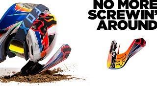 Fox MX   MVRS V3 Helmet