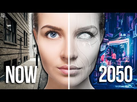 10 Ways The World Will Change By 2050