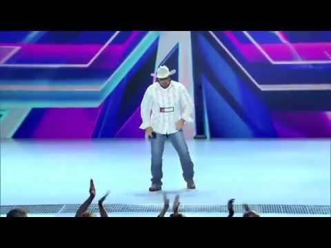 Tate Stevens - The X Factor EE.UU.