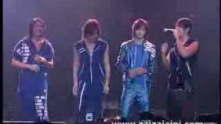 F4 At First Place Live in the Philippines