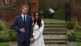 Spring wedding for Harry and Meghan