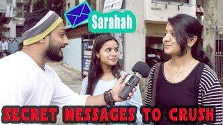Mumbai on SARAHAH | Secret Messages to BOYFRIEND \ CRUSH ☆Sanjay Vishwakarma #TheBakchod