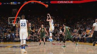 LONGEST Shots in NBA History!