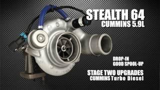 Cummins Turbo Diesel Mods - STAGE TWO