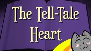 Halloween Stories Vol. 1: The Tell-Tale Heart by Edgar Allen Poe