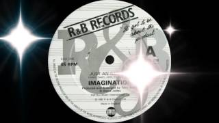 Imagination - Just An Illusion (Red Bus Records 1982)