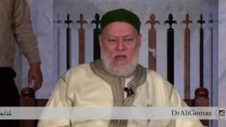 ماذا قصدت السيدة نفيسة بمقولتها المشهورة عند وفاة الإمام الشافعي ؟ | أ.د علي جمعة
