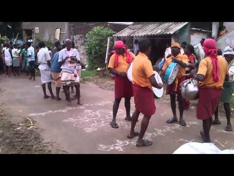 VILLAGE  FESTIVAL IN TAMILNADU
