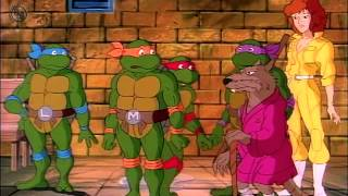 Desenhos As Tartarugas Ninjas - Dublado