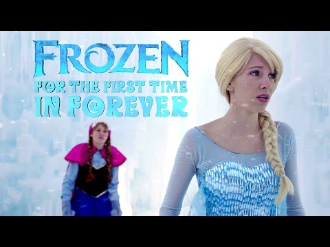 Xxx Mp4 For The First Time In Forever Reprise In Real Life Disney Frozen Frozen 3gp Sex