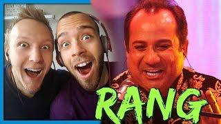 Rang, Rahat Fateh Ali Khan & Amjad Sabri, Season Finale, Coke Studio Season 9   Reaction by RnJ