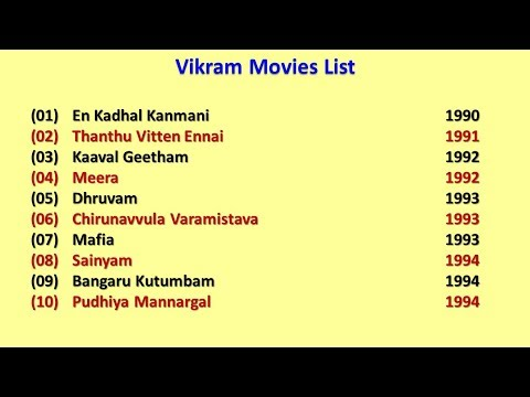 Xxx Mp4 Vikram Movies List 3gp Sex