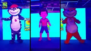Sony YAY! Turns ONE | First Birthday Party At Smaaash Cyberhub Gurgaon