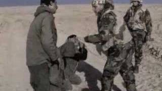Iraqi Soldiers Surrendering after Gulf War 1991 - 2